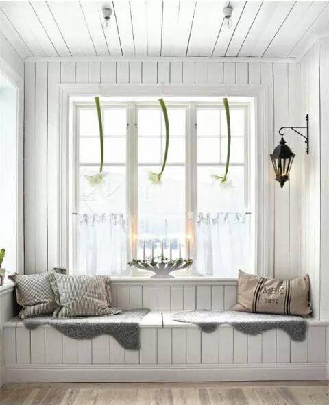 飘窗装修效果图 家有飘窗一定要看