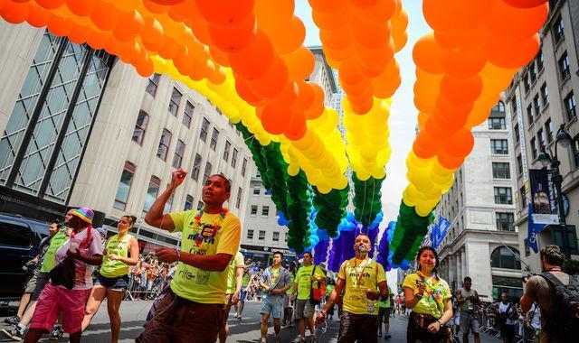 大公司如何对待 LGBT ?这 15 个案例响答了它们的立场转变