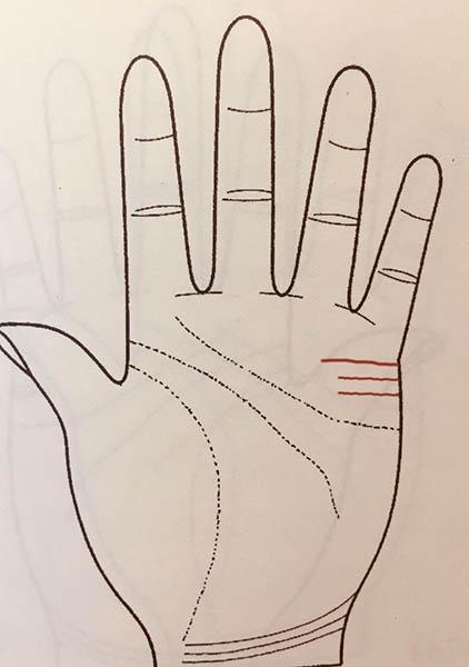 手掌解析运势图婚姻(手掌纹路运势解析)-第9张图片-天下生肖网