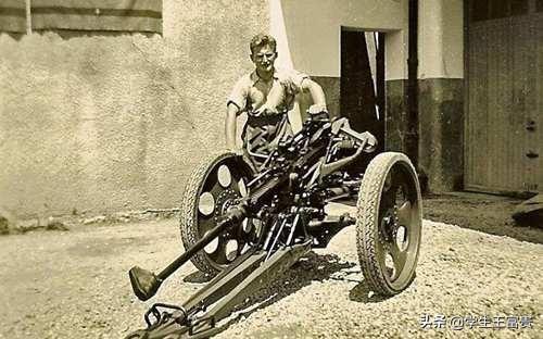 二战德军火炮合集