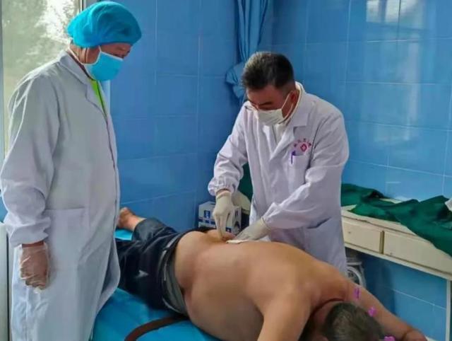 领略一次中西医结合创新理论指导下针刀治疗的魅力