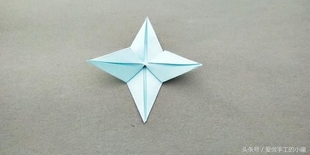 唯美玫瑰花信封折纸教程