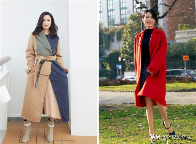 看了袁泉、刘涛,终于明确:为什么女人过了40岁都喜好穿大衣4290 作者:admin 帖子ID:21619