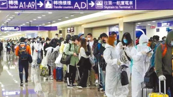 澳大利亚宣布开放国境后,八万名中国留学生将返澳