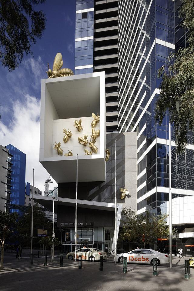 墨尔本标志建筑——Eureka Tower尤里卡大厦