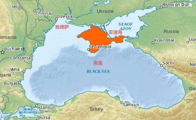 3天世界发生4件大事,英国称会派军舰再闯克里米亚,普京态度没变