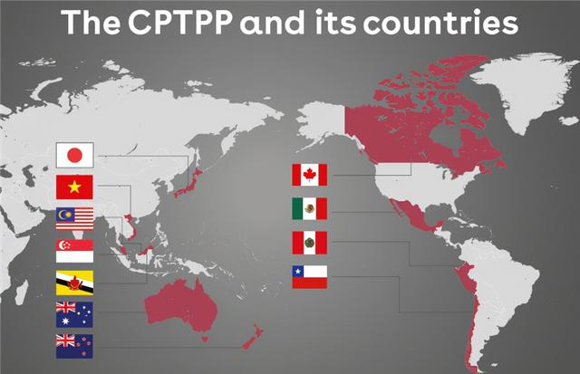 """果然!中国加入CPTPP遭遇""""拦路虎"""",日本刁难,澳大利亚提条件"""