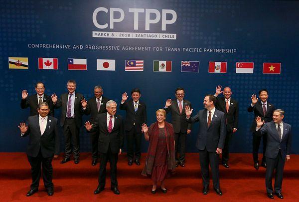 澳洲刚刚威胁中国:想加入CPTPP?答应我的条件,否则将一票否决