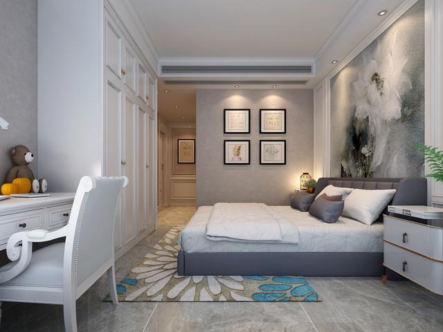 33款经典卧室方案相符集,武断珍藏