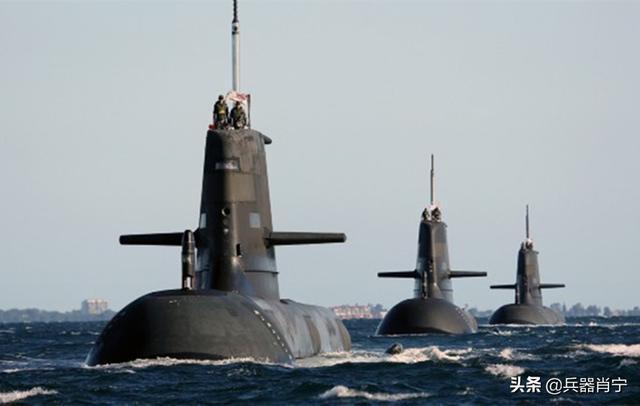 打开潘多拉魔盒!澳大利亚寻求研制核潜艇,美英明目张胆当帮凶
