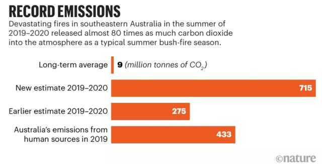 澳洲丛林大火7亿多吨的碳排放被海洋藻类解决了