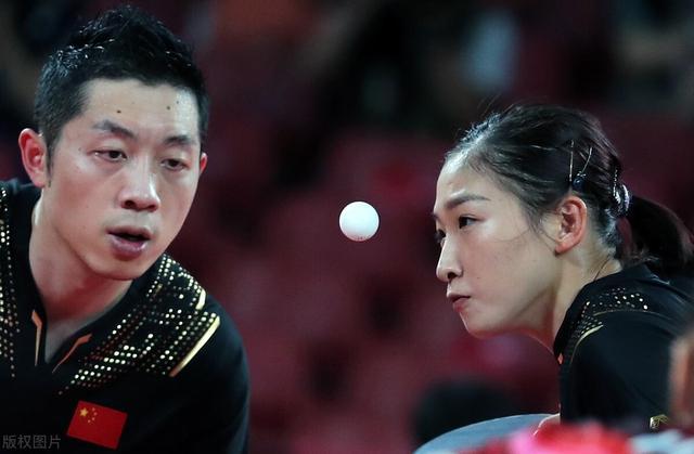 許昕劉詩雯完勝晉級決賽,王曼昱曹巍亦強勢橫掃,雙方將爭奪金牌