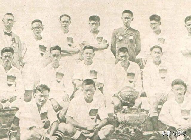 从球场到战场是最远的一段路:民国国足队员的抗战之路
