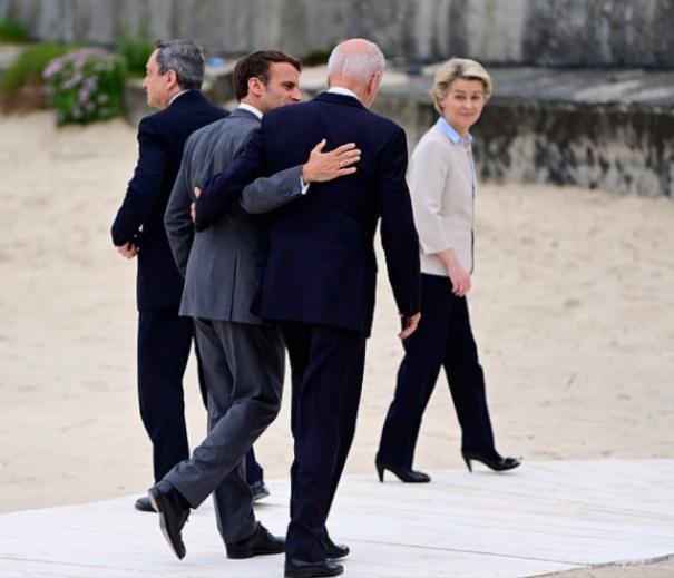 被绿的法国,苟且的澳大利亚,当美国的盟友为何没有善终?