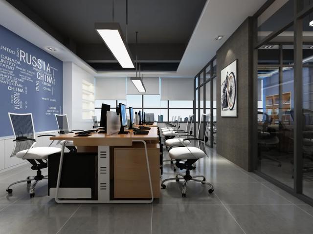 写字楼装修设计的10种风格大相符集,总有一款深得你心!速速收藏