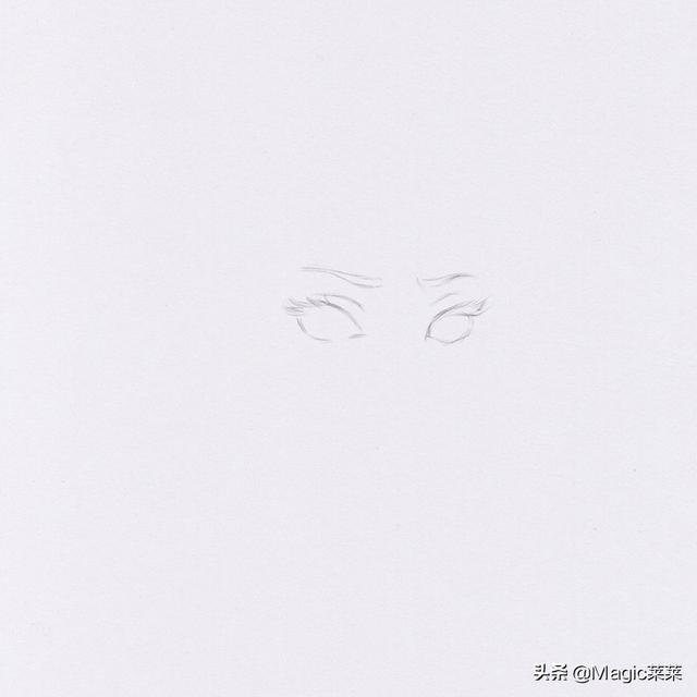 公主怎么画最好看:教你用铅笔手绘动漫冰雪奇缘艾莎公主 速写风格很漂亮