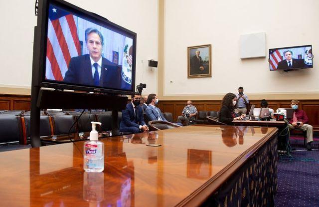 中东高官:阿富汗变局重塑地区局势,海湾国家将严重质疑美国