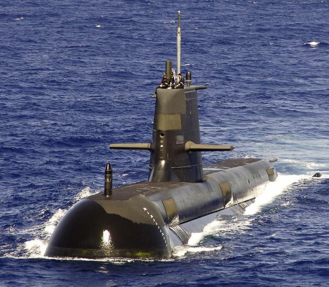 澳大利亚的核潜艇靠谱吗?技术与英美脱节,服役时间更是遥遥无期