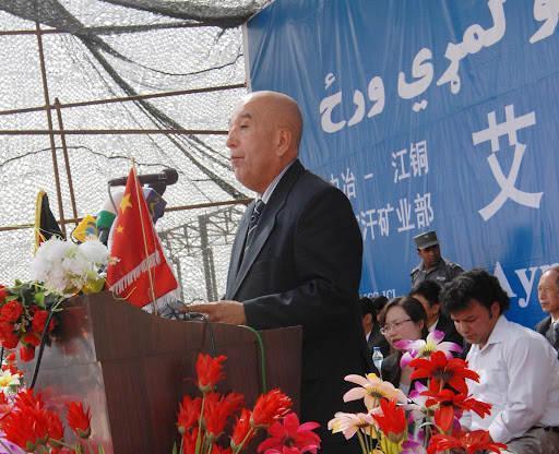 中国多年结组成功,阿富汗铜矿项目行将启动,又处理一卡脖子困难608 作者:admin 帖子ID:16469