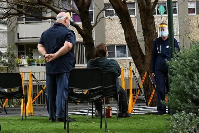 悉尼Redfern爆发群聚感染!已有多人确诊!很多人吃饭都成问题
