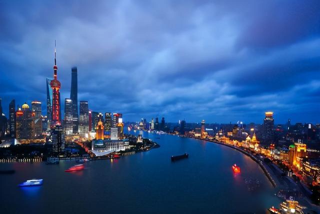 上海十大必去景点—和我一起出发吧