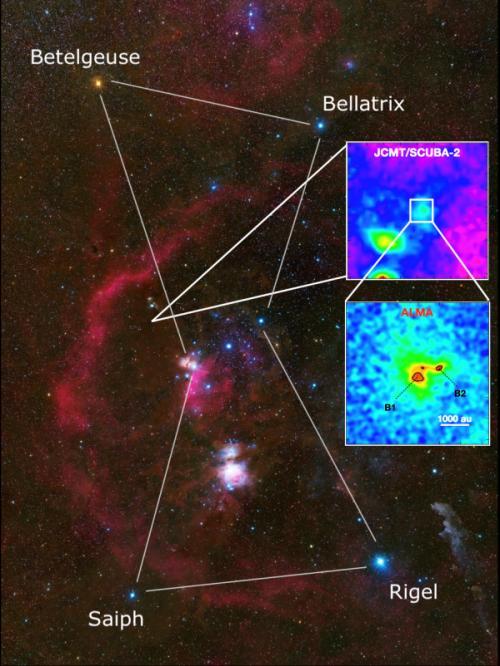 """天文学家发现超致密恒星""""胚胎"""""""