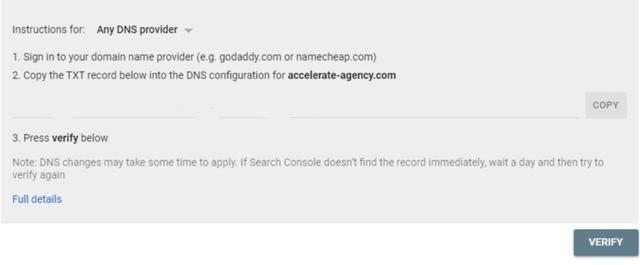 Google Search Console配置与使用权威指南