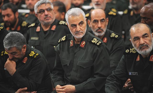 """全球热点 排除伊朗""""铁面将军""""美国为何这样稳准狠"""