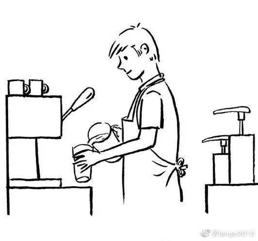 搞笑的漫画书图片:这位调皮漫画家的趣味漫画,让你笑到头掉