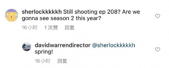 《致命女人》第二季今年春季开播 导演晒片场照