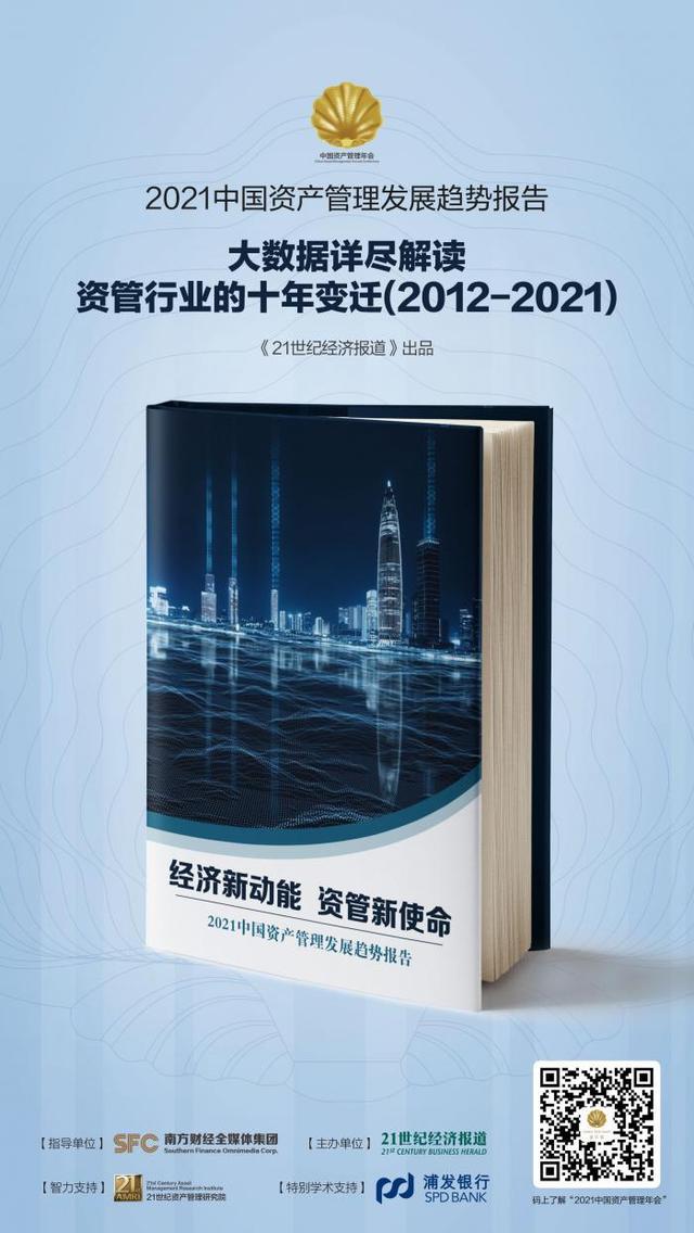 """信托业""""中年""""转型道阻且长丨2021中国资产管理发展趋势报告"""