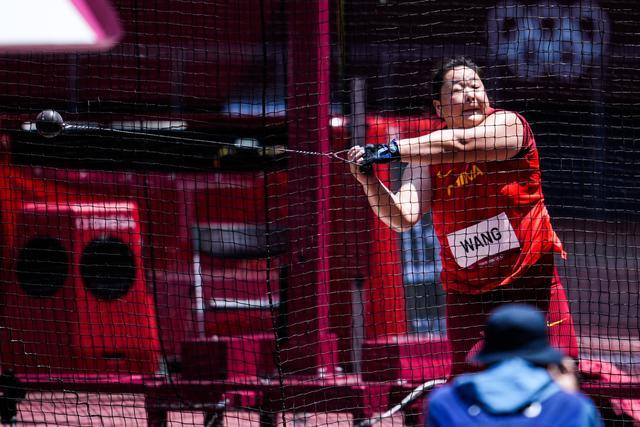 奥运头条|林丹发文祝贺谌龙,今日望谢震业冲击200米决赛