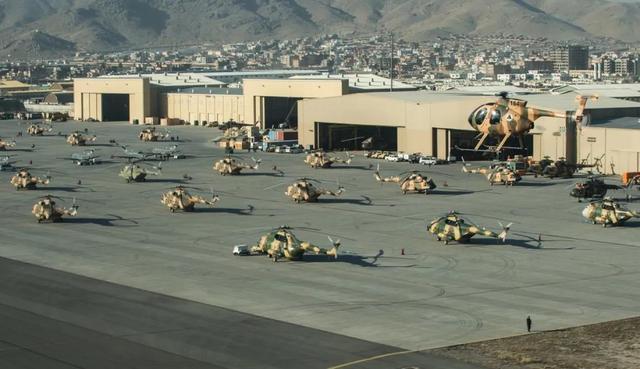 """外媒:十多名前阿富汗空军飞行员寻求加拿大庇护,""""都不想去美国"""""""