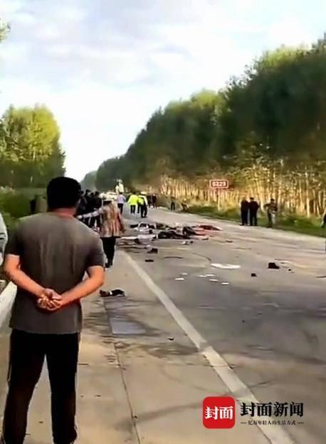黑龙江勃利县重大交通事故死者多为打零工老人 有村民围观时发现老伴儿遇难