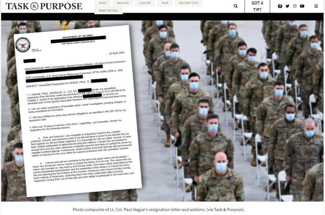 """美国军官宣称""""马克思主义接管军队""""被迫辞职?美军方拒绝评论"""