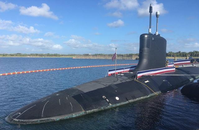 澳大利亚要造核潜艇,新西兰总理:老规矩,不准驶入我水域