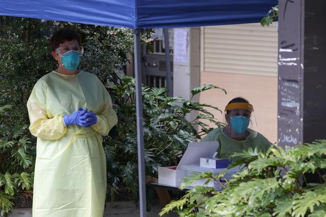 澳大利亚:疫情持续