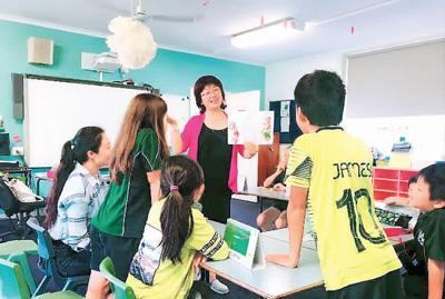 澳大利亚悉尼华夏文化学校校长:在海外播撒中华文化的种子