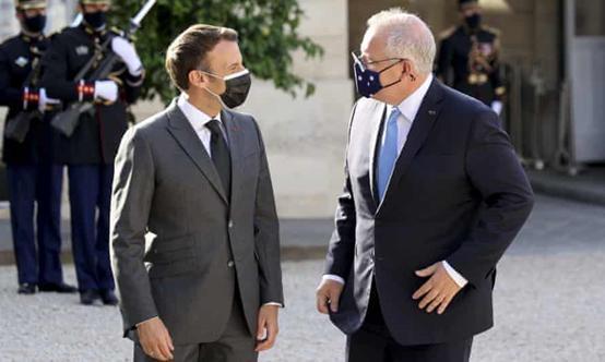 澳大利亚怂了?!欧洲制裁之后,莫里森沉默,堪培拉政界内讧