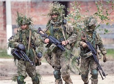 乌与北约军演搅动欧洲安全局势