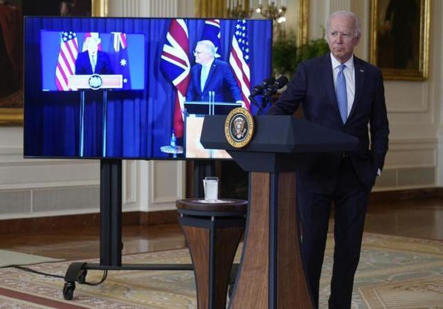 澳大利亚刚宣布建造核潜艇,莫里森就向中国喊话,我大使馆表态