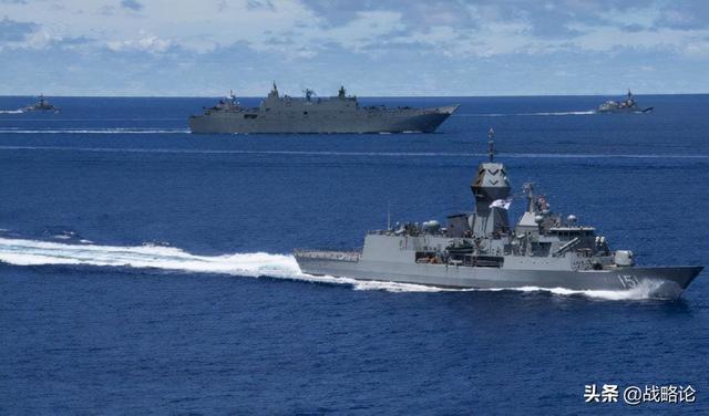美英帮澳建造核潜艇,实则是想利用其战略位置,这将拖垮澳大利亚