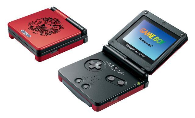 快乐西游游戏机:祝大家GBA SP发售十七周年纪念日快乐
