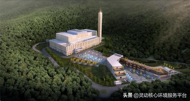 高能环境天台县生活垃圾焚烧发电项现在成功并网