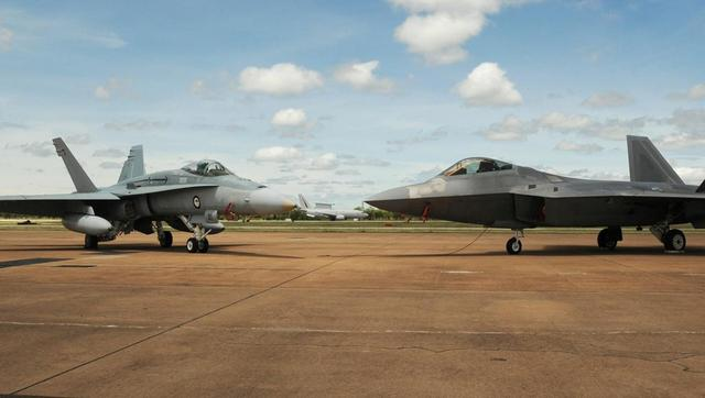 美军司令夸下海口!只要澳大利亚张口,要什么飞机美军都送过去