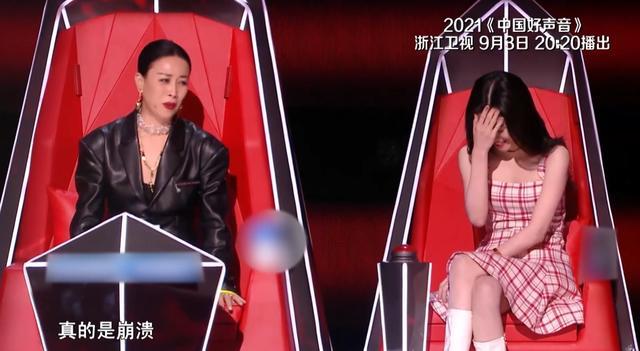 2021年中国好声音直播在线观观察犹疑,盲选即将收官,发条月亮暂排第一