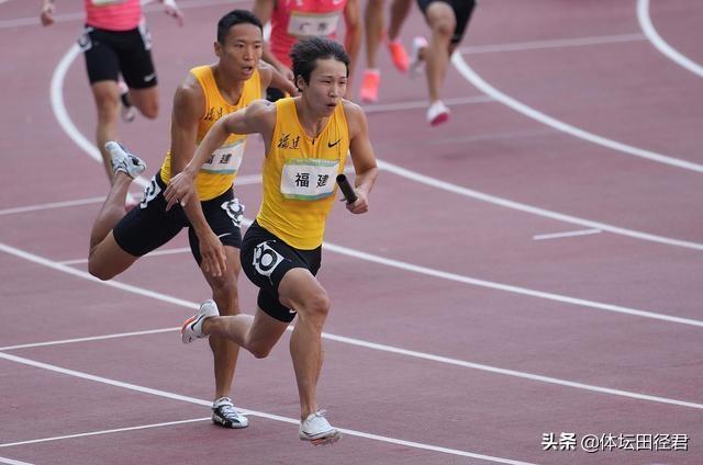 最新!蘇炳添將戰200米接力決賽 執掌首棒 有望奪金打破亞洲紀錄