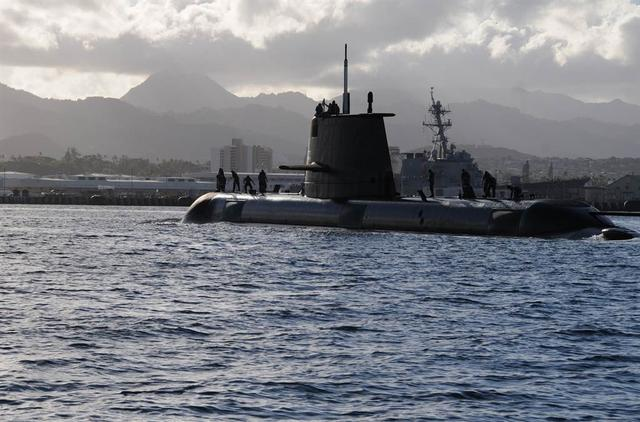 美英撬走潜艇生意,澳大利亚闷头乐,法国愤怒至极