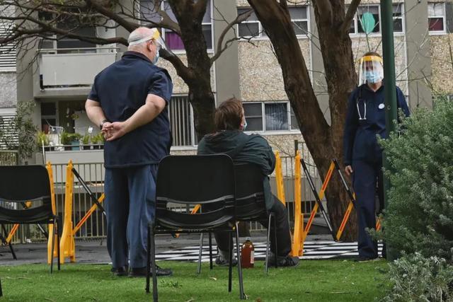 悉尼Redfern爆发群聚感染,已有多人确诊,很多人吃饭都成问题