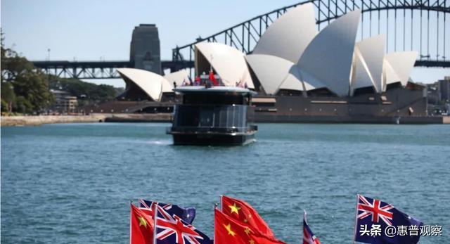 中澳要和解了?澳大利亚虽然嘴硬,但数据说明了一切